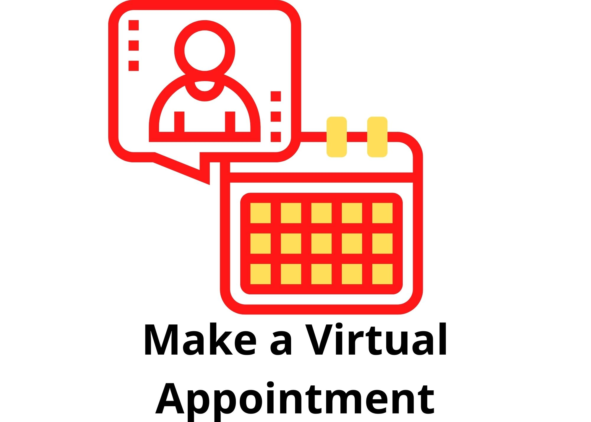 Virtual Appointment Logo